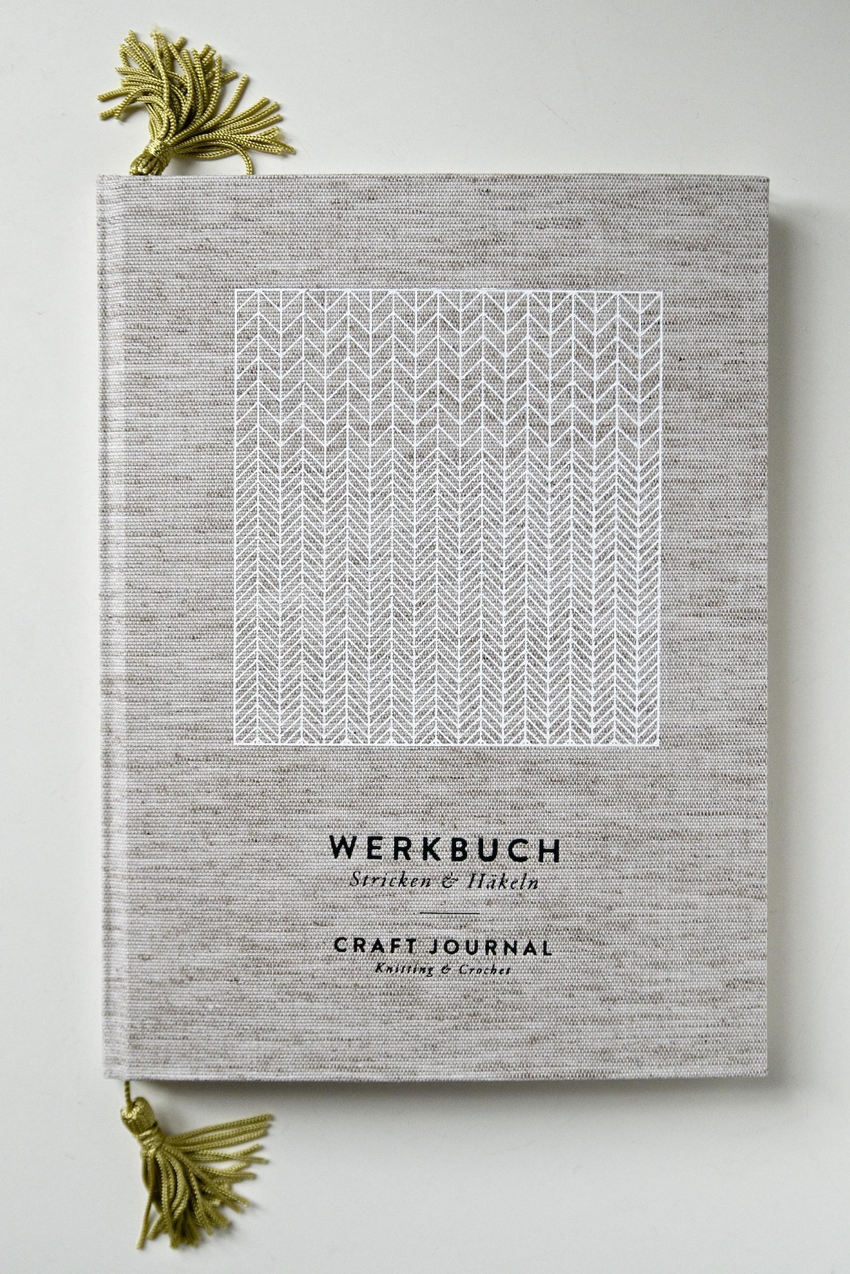 Wednesday Paper Works Werkbuch/Craft Journal