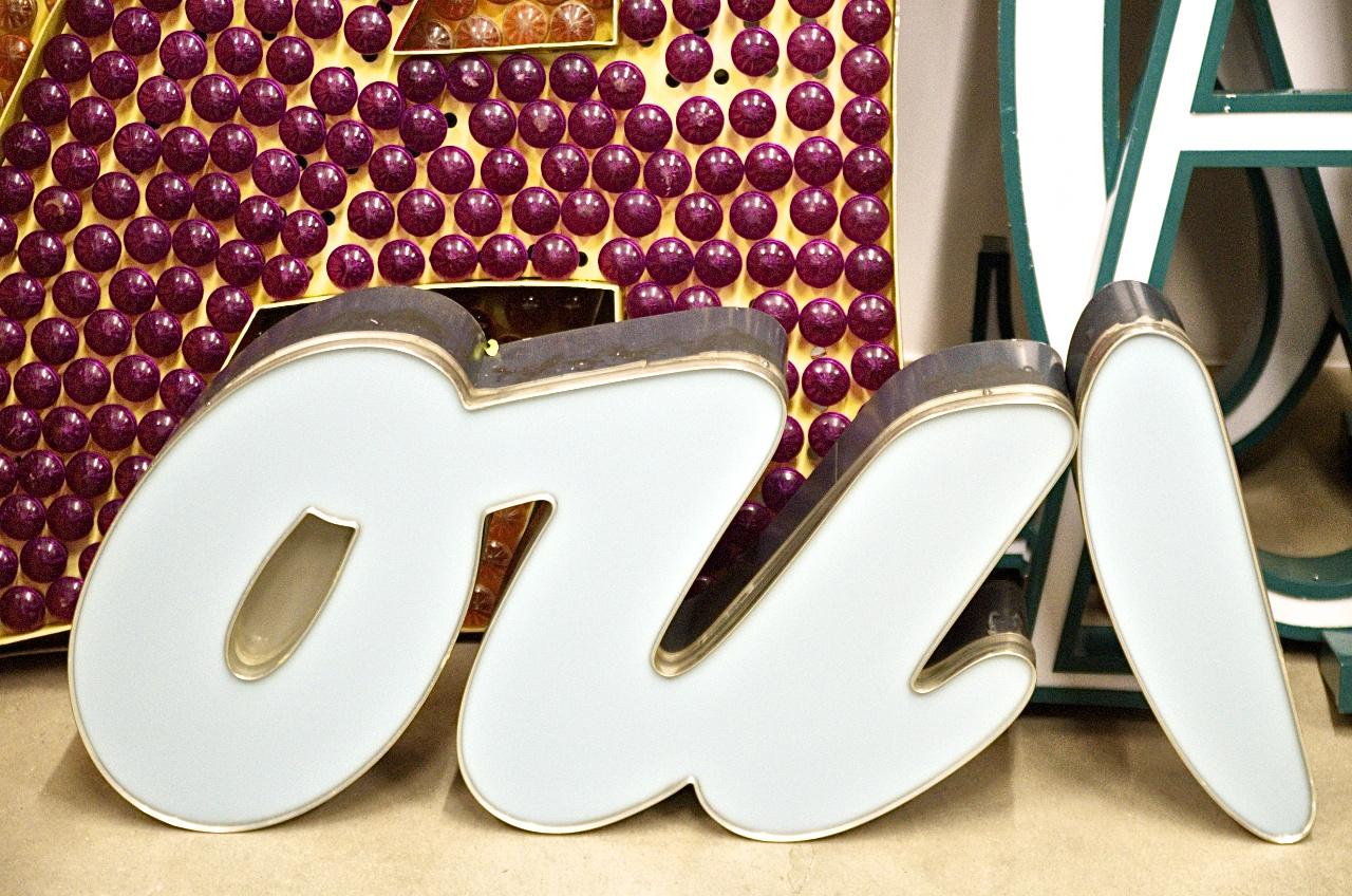 Freundts Wohnaccessoires Buchstaben