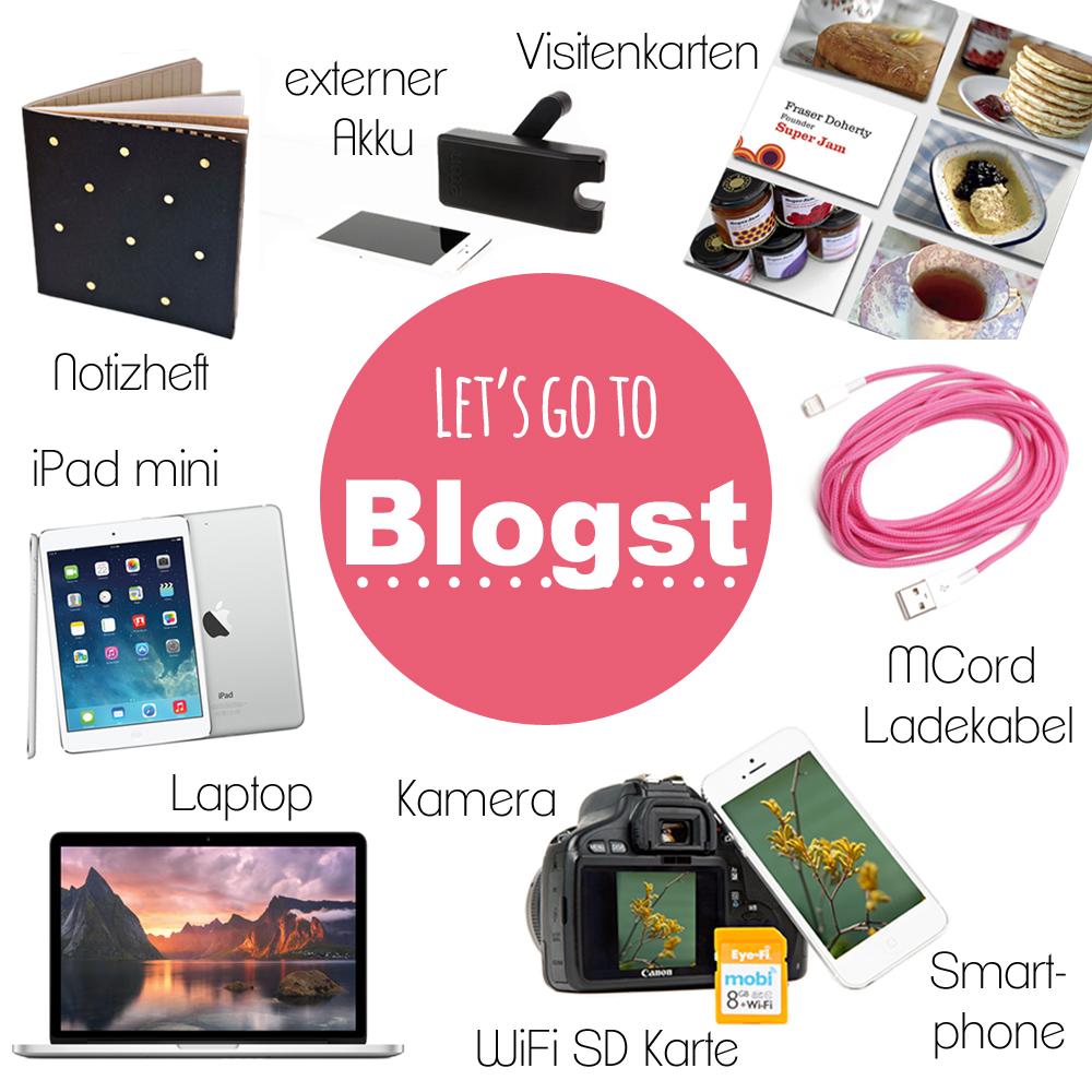 Blogst Konferenz 2013 Must Haves Blogger Pinkepank Blog