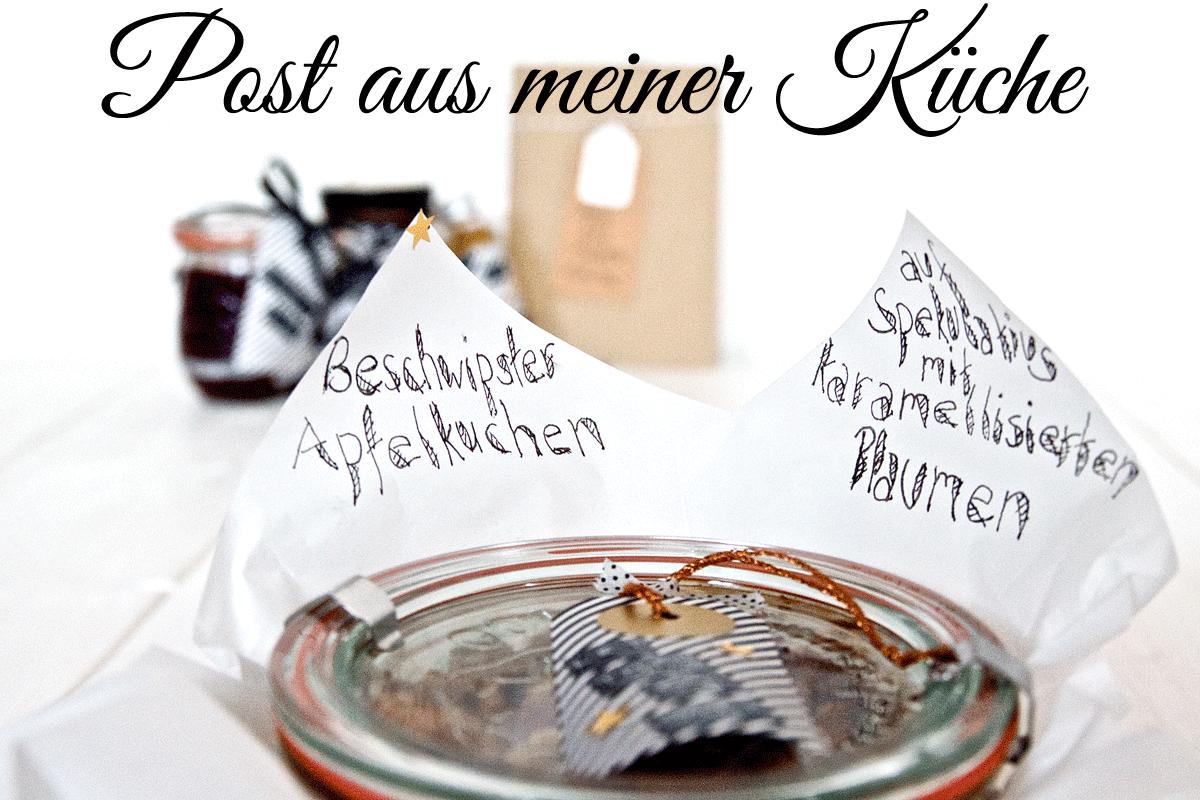 Post aus meiner Küche - Lasst uns froh und lecker sein -  - www.pink-e-pank.de