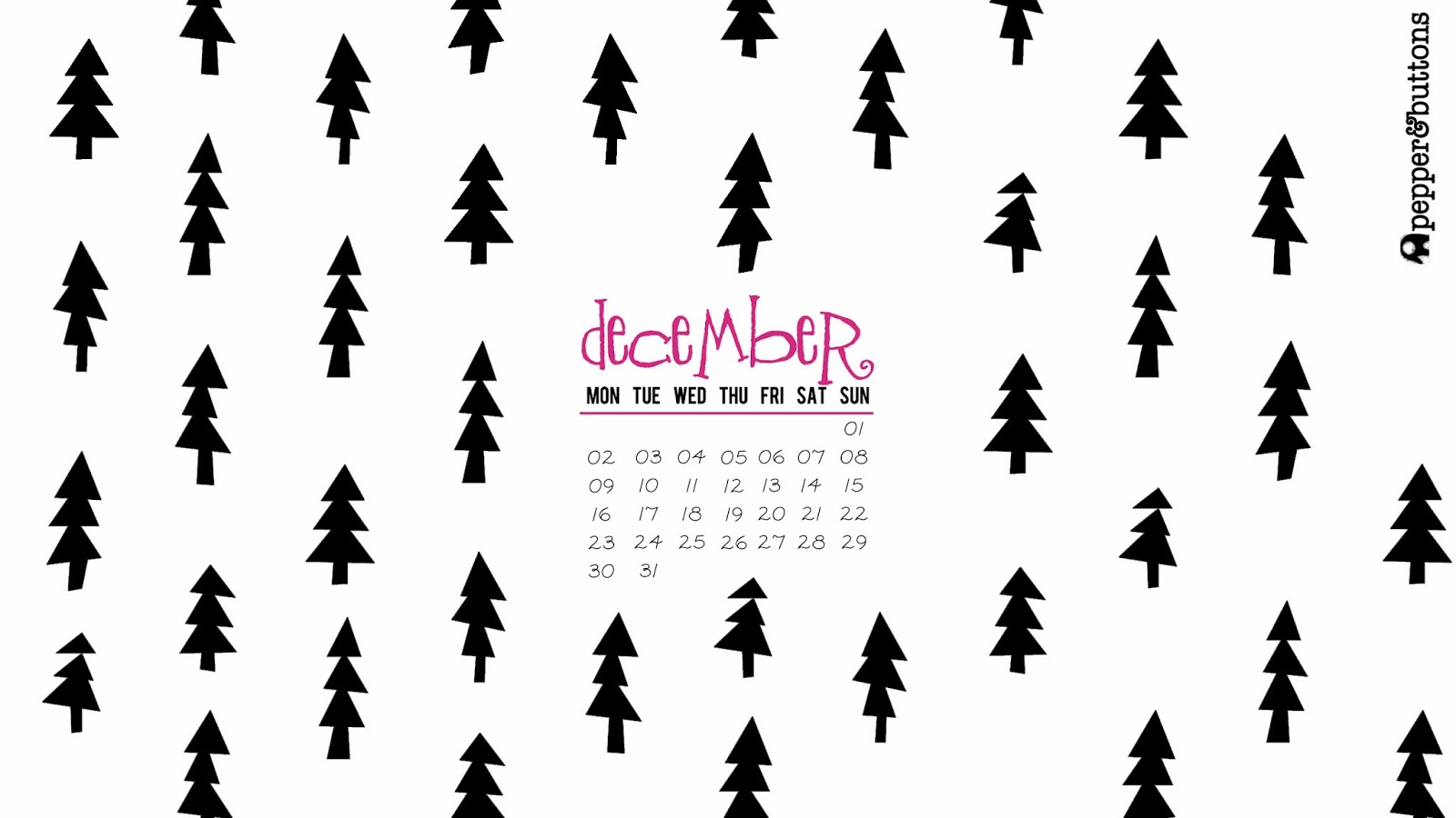 Free Desktop Wallpaper Dezember 2013