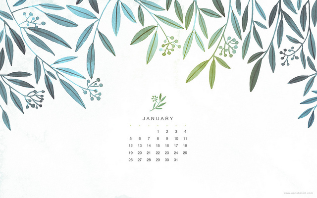 Free Desktop Wallpaper Januar