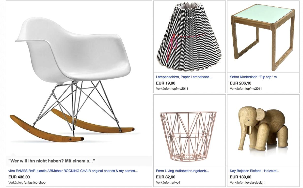 eBay Kollektionen Blog Pinkepank