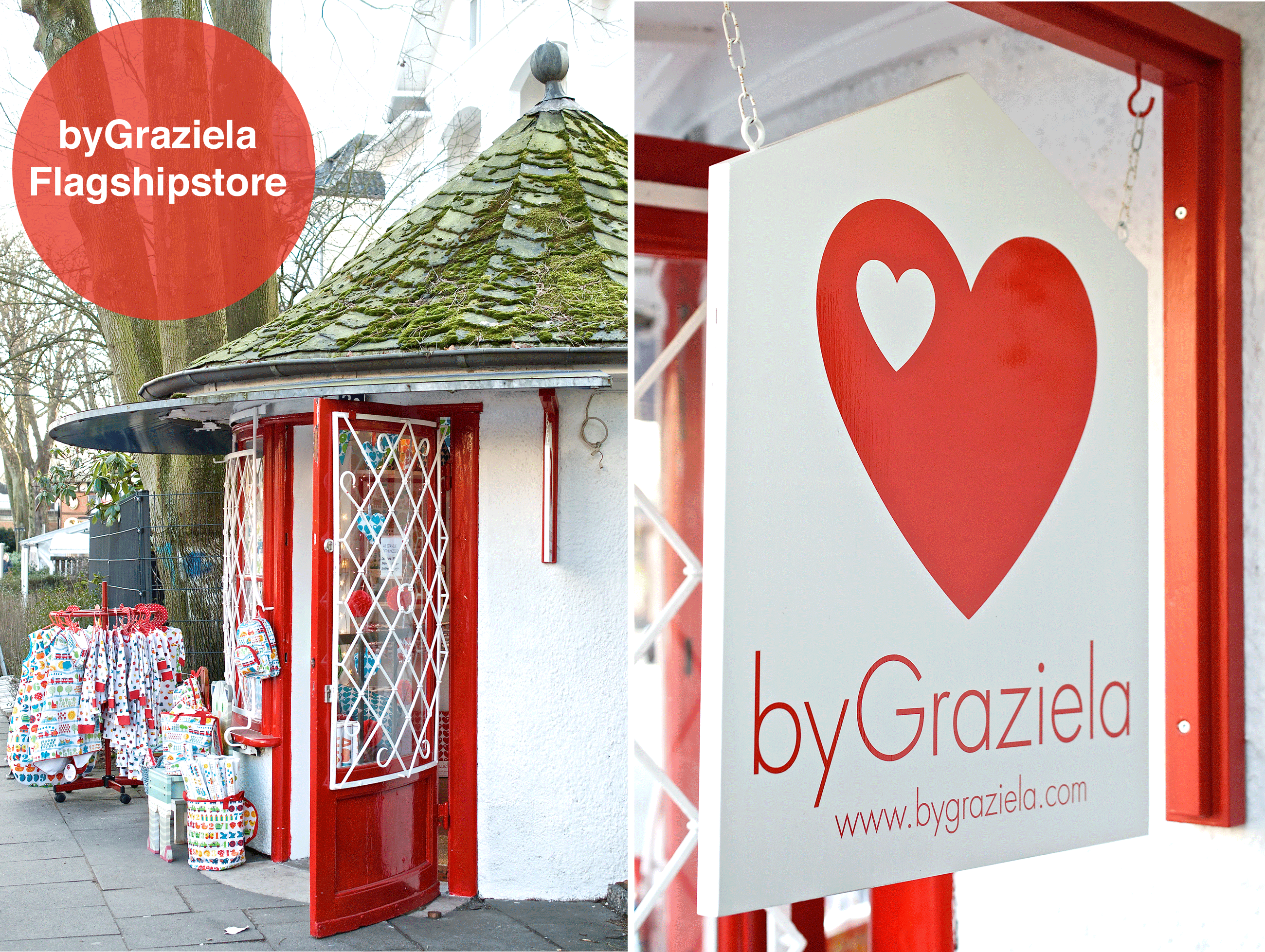 byGraziela Mini Flagshipstore in Hamburg