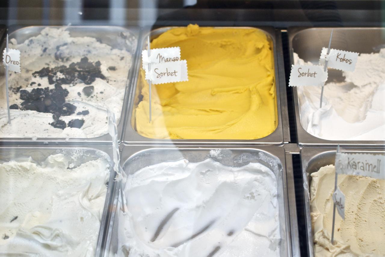 Luicella's Ice Cream Hamburg St.Pauli