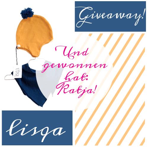 Lisqa-Gewinnerin