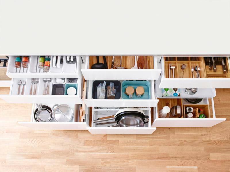 Ikea Metod Schubladen