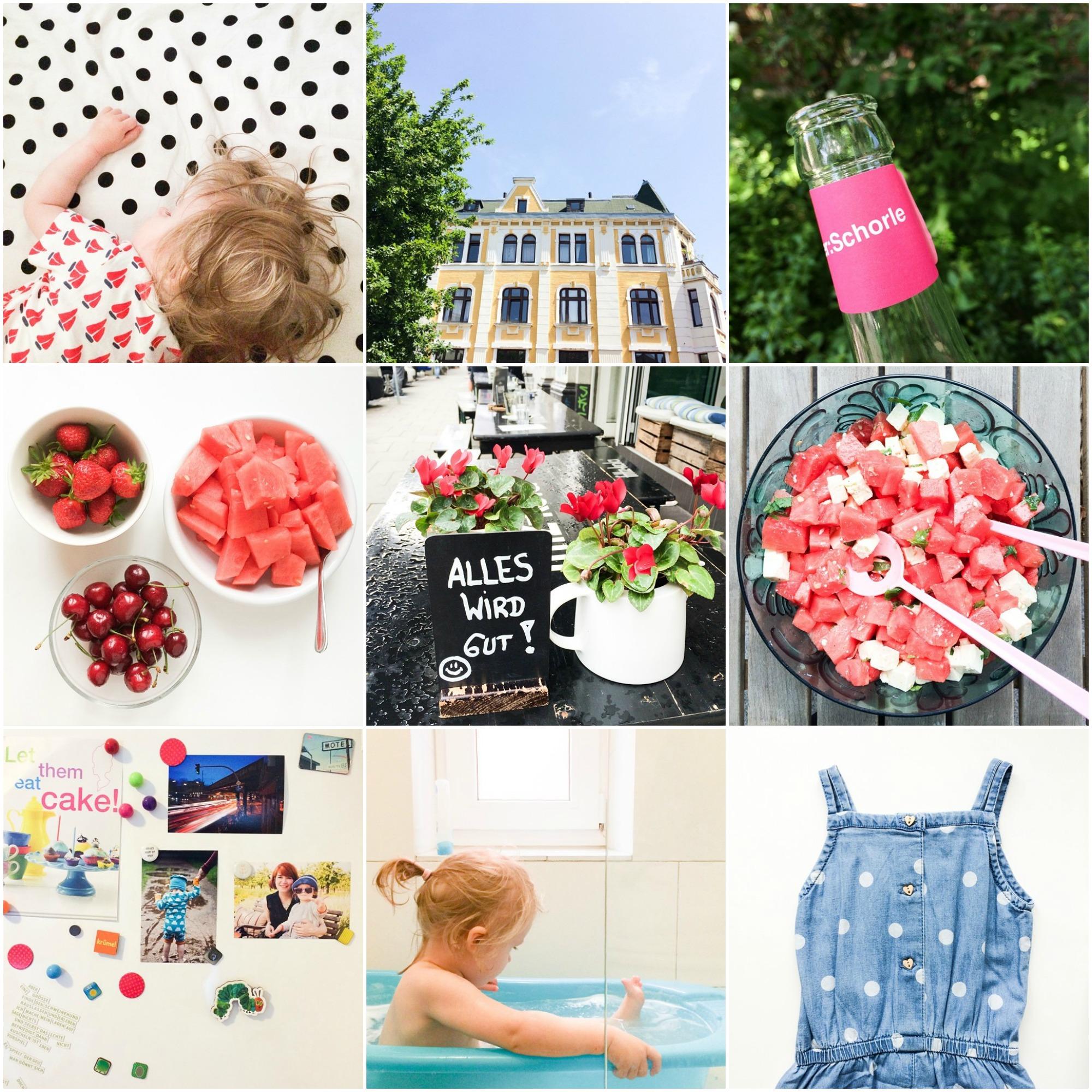Instagram Rückblick Juni 3