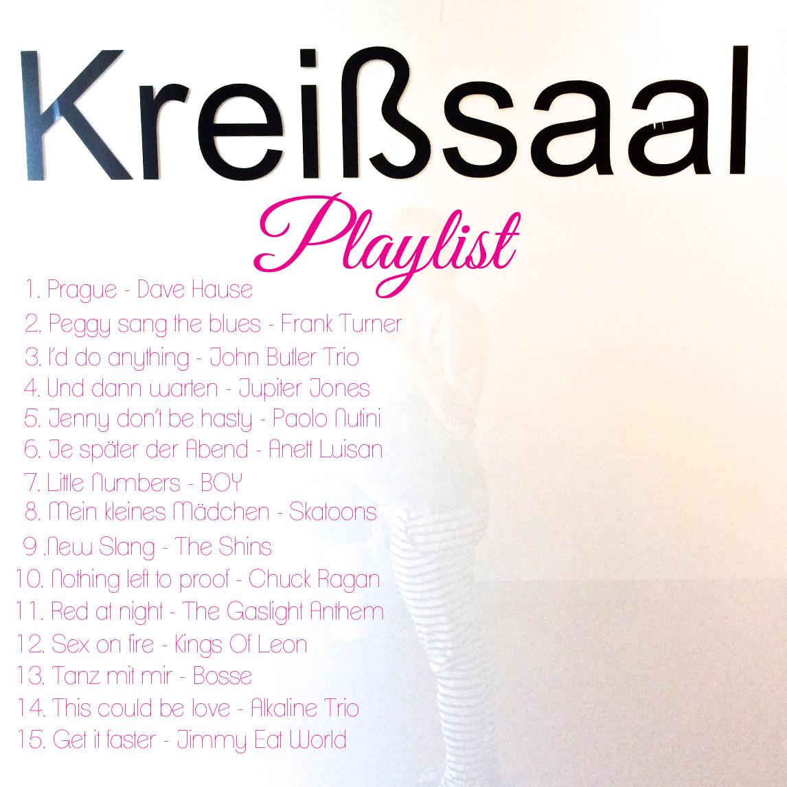 Kreißsaal Playlist