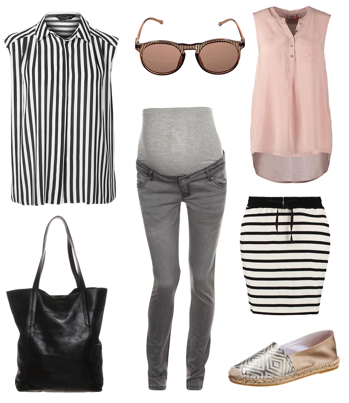 Maternity-Style-stripes
