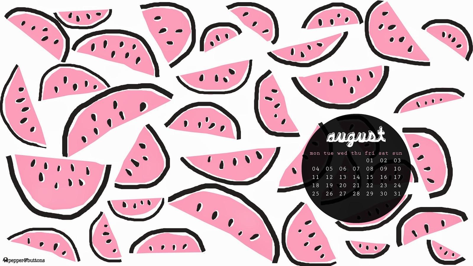 august 3 melancia