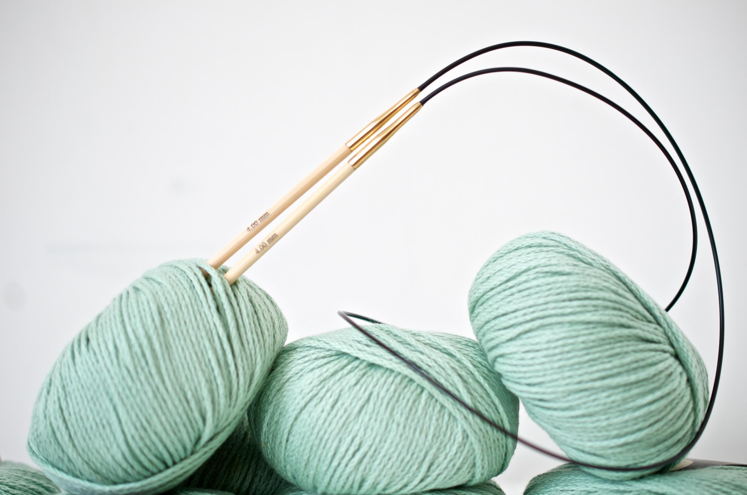 Meisterclass Wolle und Nadeln