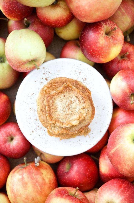 Apfelküchlein - süßes Frühstück