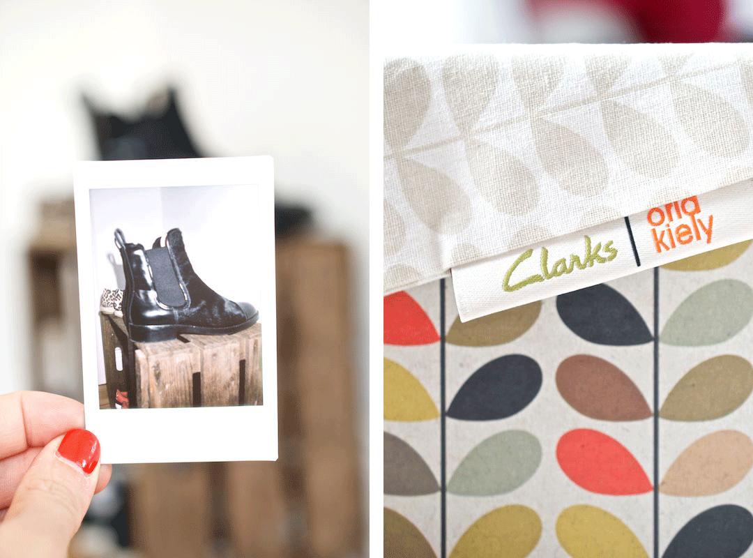 Orla-Kiely-für-Clarks---Schuhbeutel