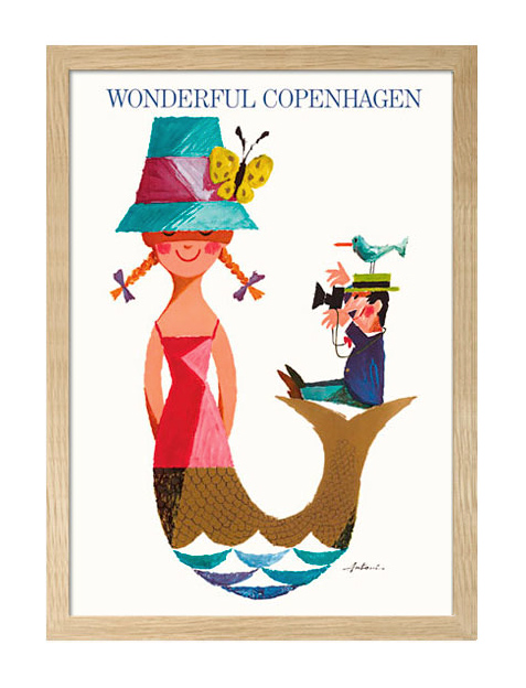 artcard-ib-antoni-wonderful-copenhagen-mermaid-A5-g