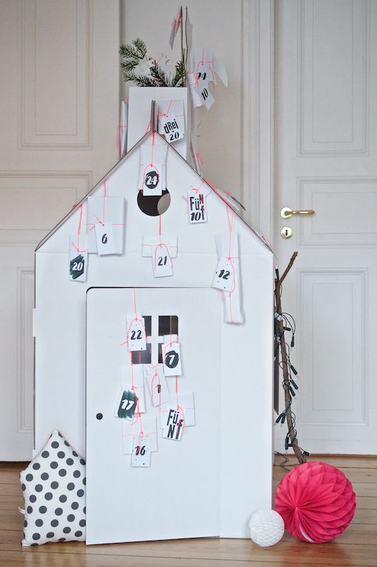 improvisation ist alles spielhaus adventskalender na. Black Bedroom Furniture Sets. Home Design Ideas