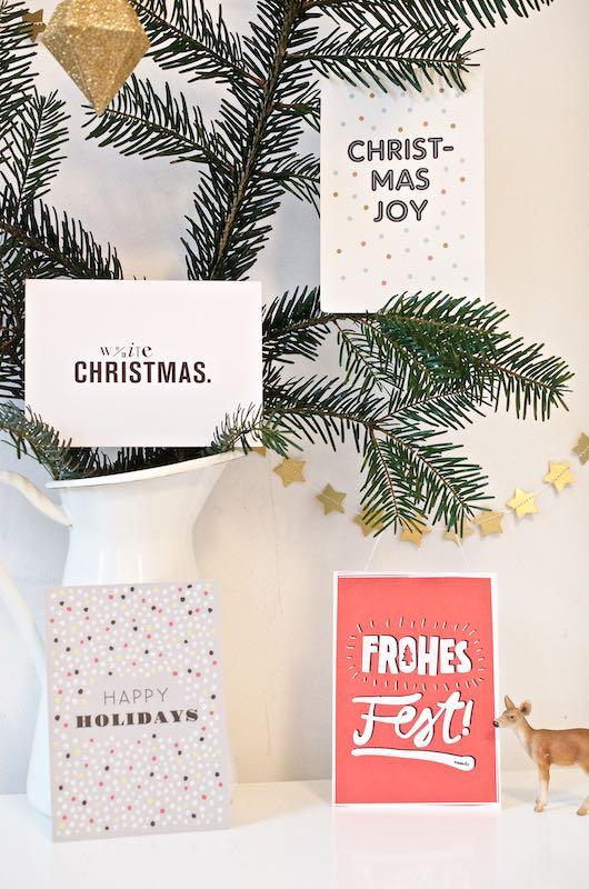 Die schönsten Weihnachtskarten (1)