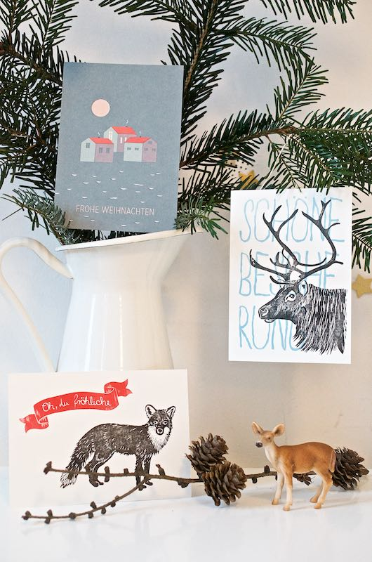 Die schönsten Weihnachtskarten (3)