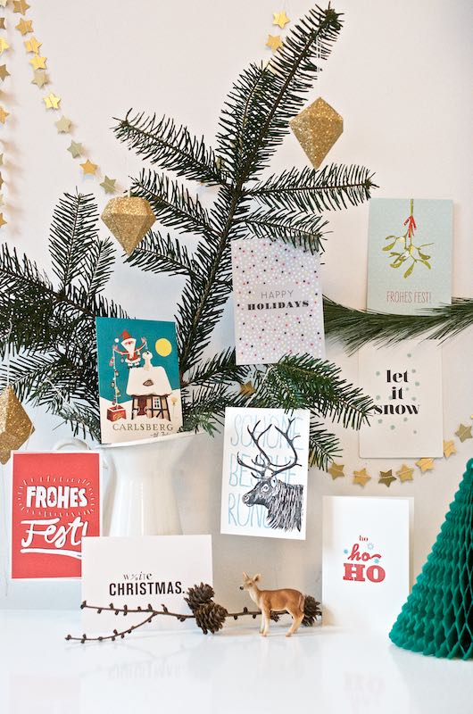 Die schönsten Weihnachtskarten (4)