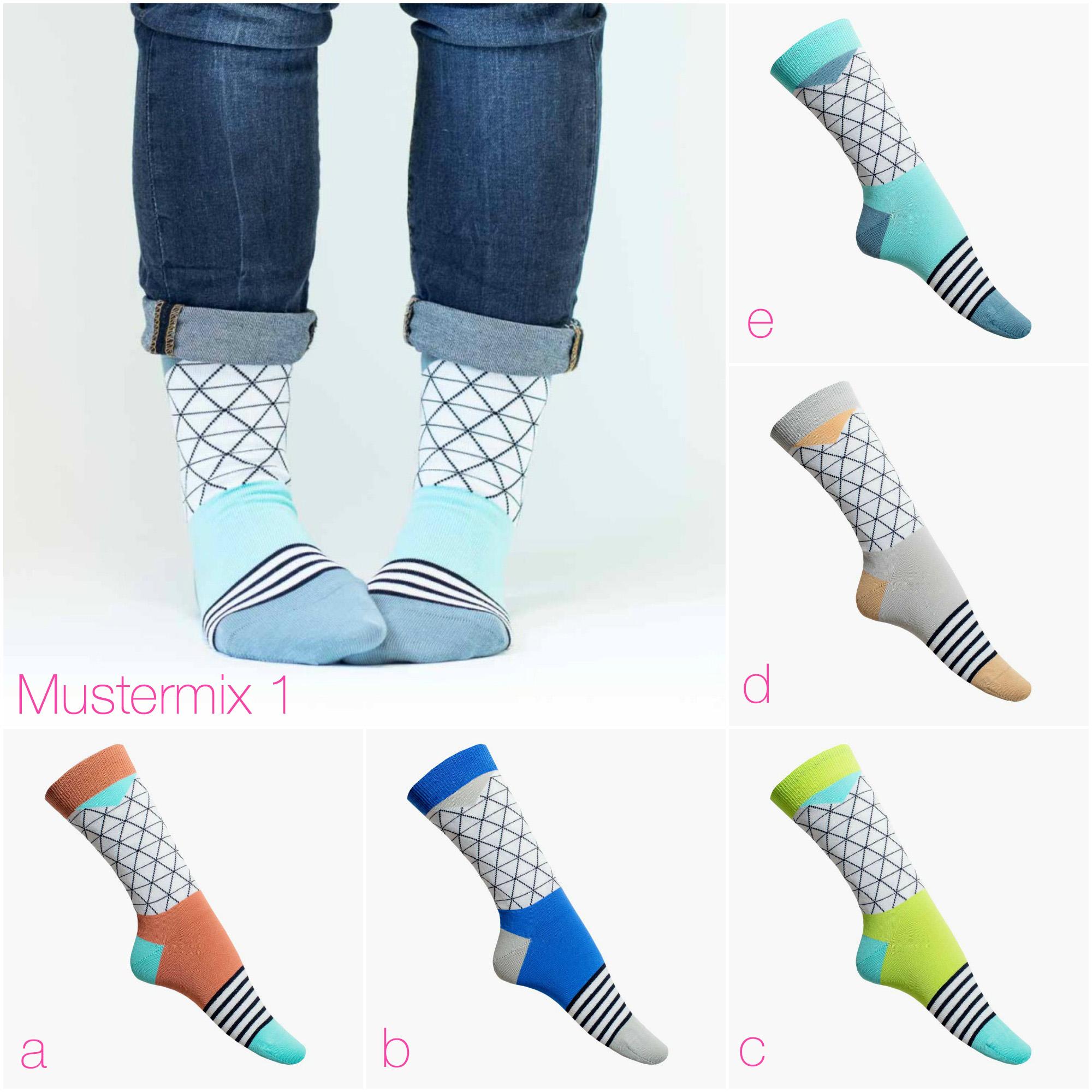 Mustermix1 Nice Nice Nice Socken Giveaway