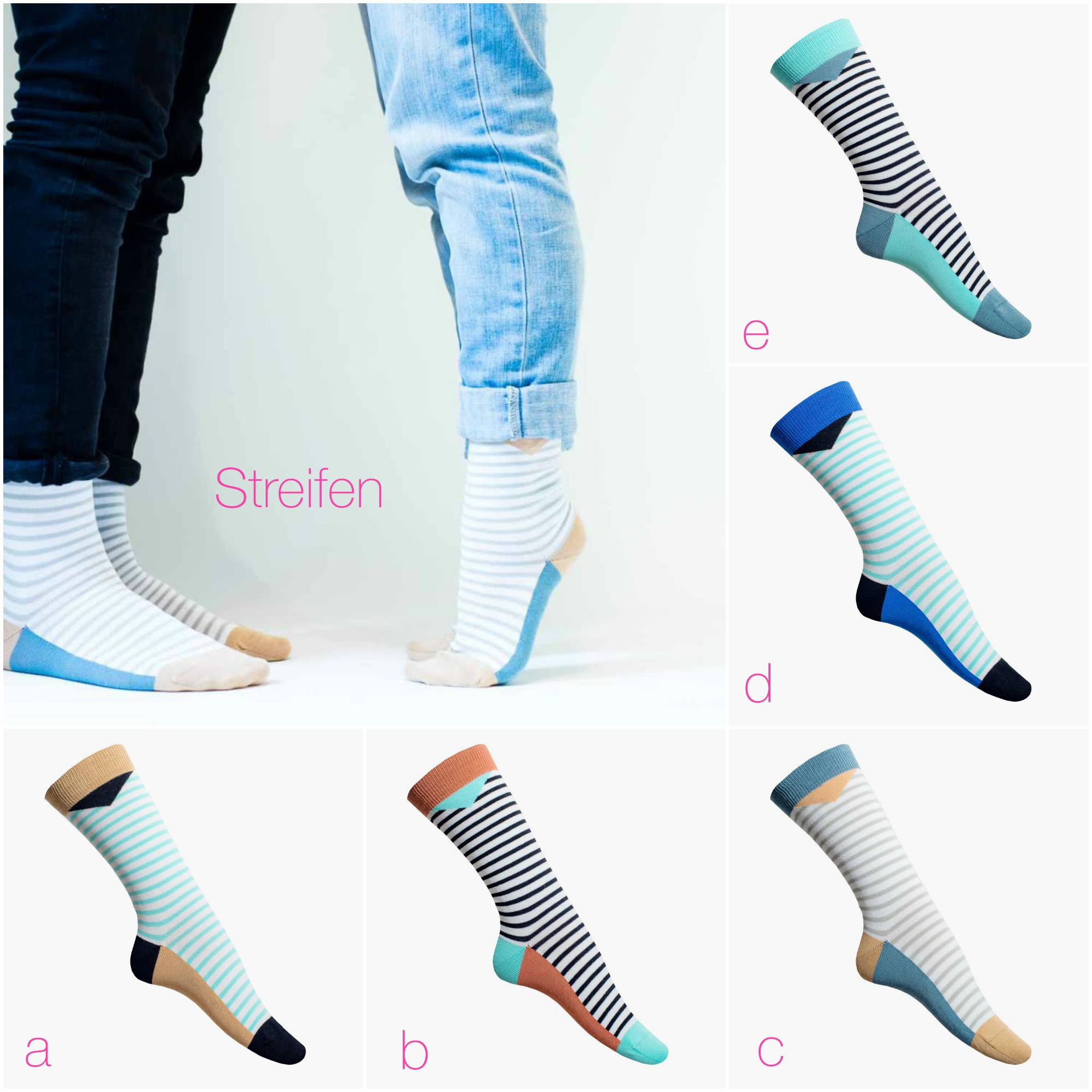 Streifen Socken Nice Nice Nice Giveaway Pinkepank