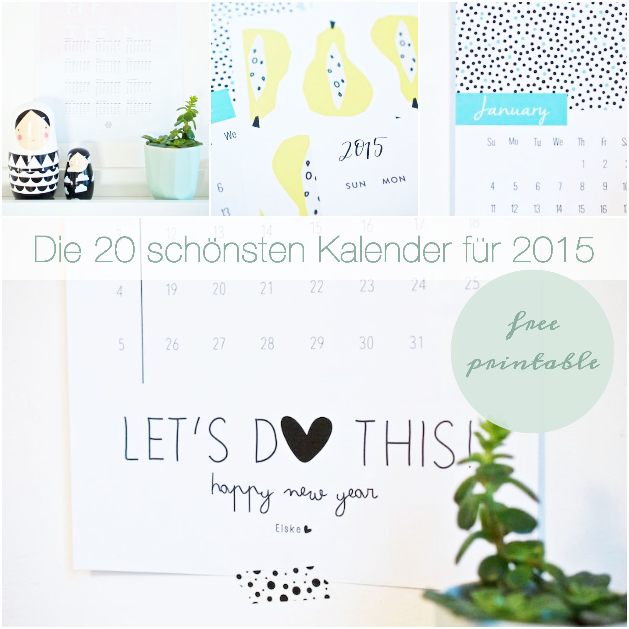 Groß Monatliche Kalendervorlagen 2015 Fotos - Entry Level Resume ...