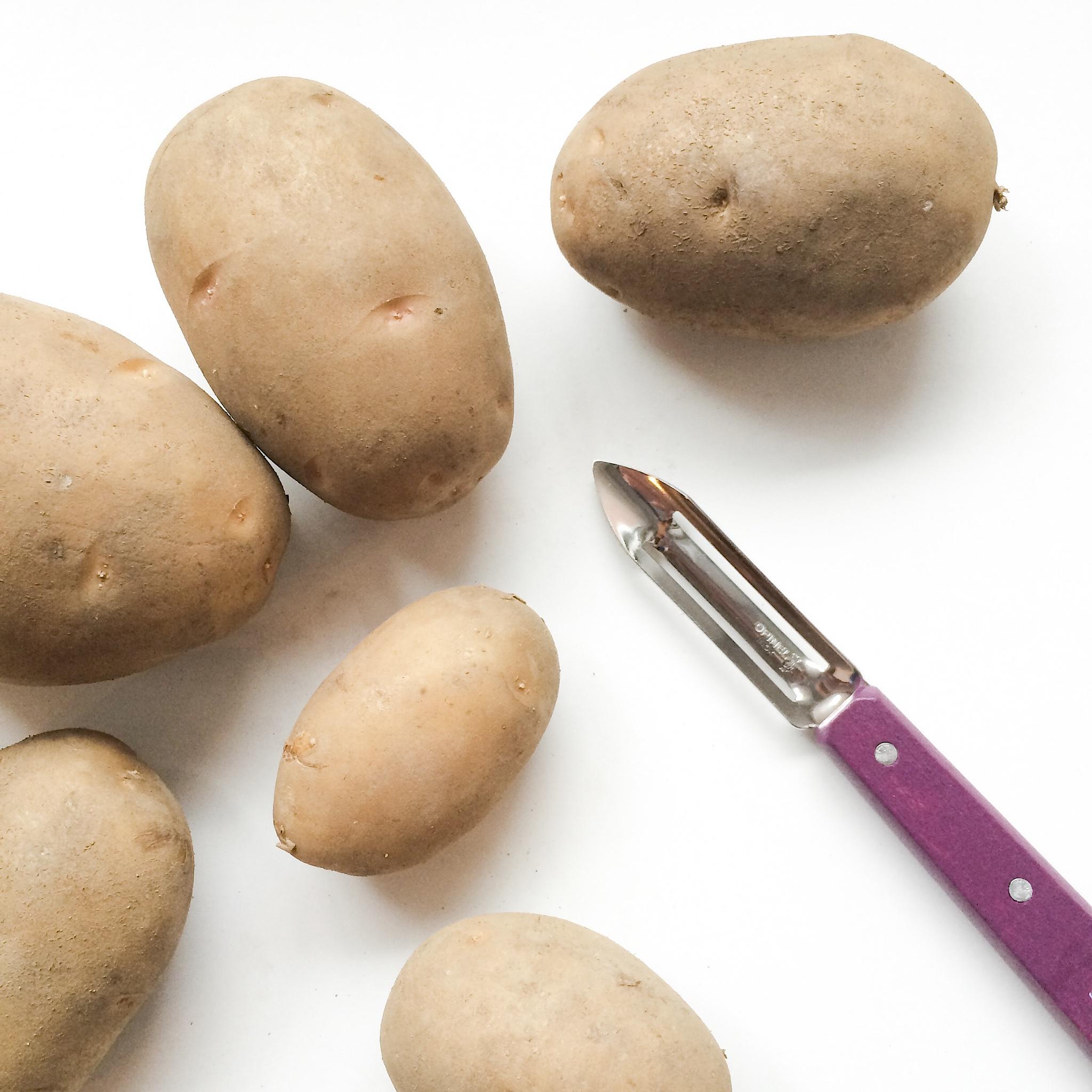 Kartoffelsuppe mit Kokosmilch | Pinkepank