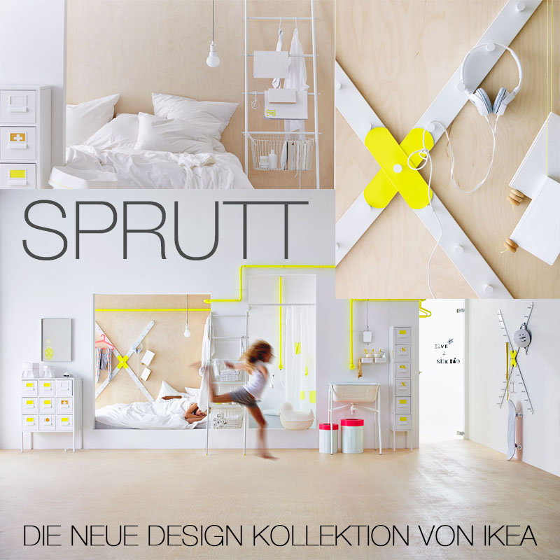 sprutt design kollektion von ikea. Black Bedroom Furniture Sets. Home Design Ideas