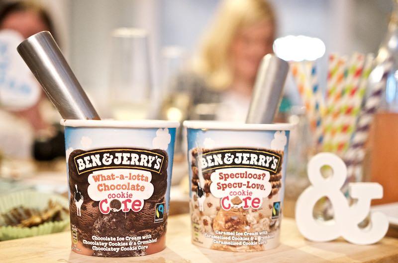 Ben & Jerry's Ice Cream Tasting - Die neuen Sorten | Pinkepank