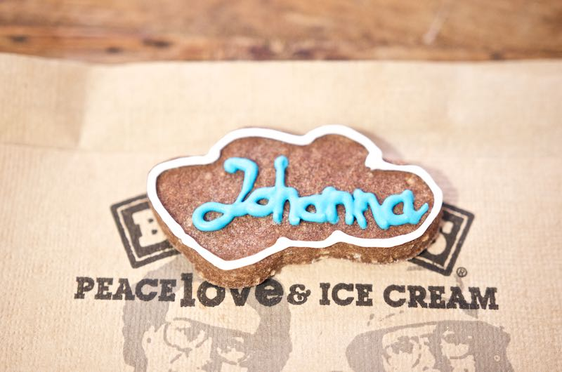 Ben & Jerry's Ice Cream Tasting | Pinkepank (1)