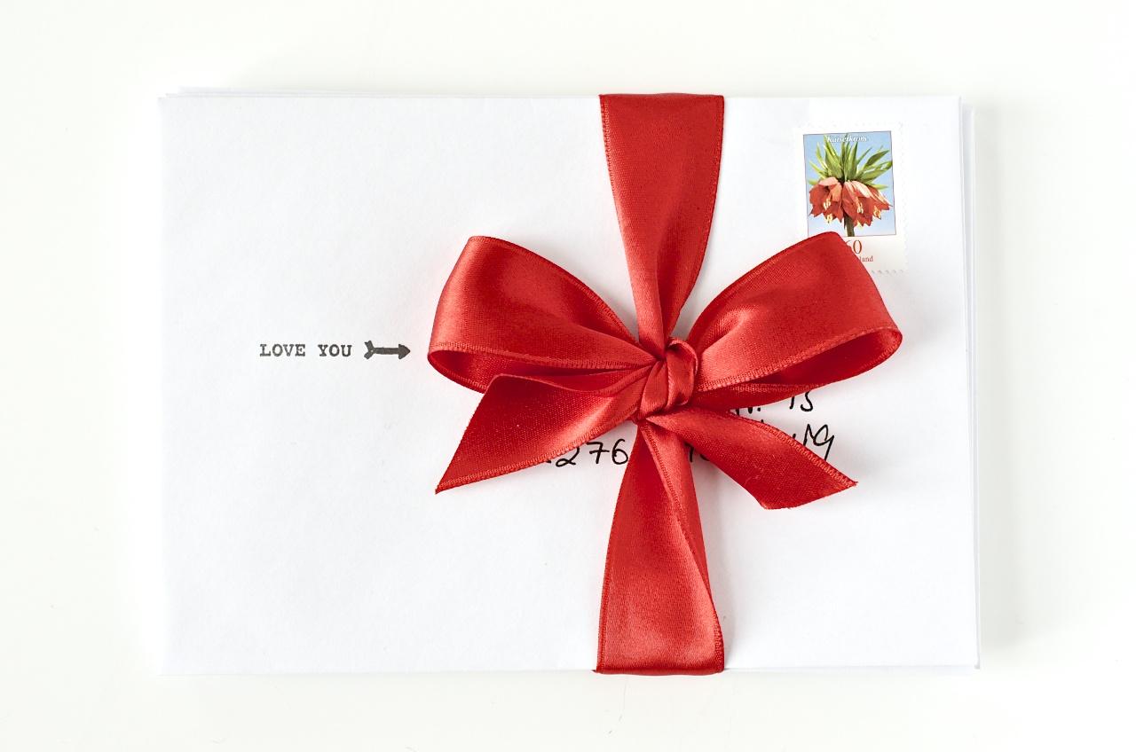 Last Minute Ideen zum Valentinstag - Liebesbriefe | Pinkepank