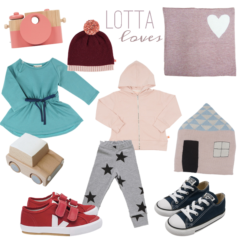 Littlehipstar - Schöne Shops - Lotta loves | Pinkepank