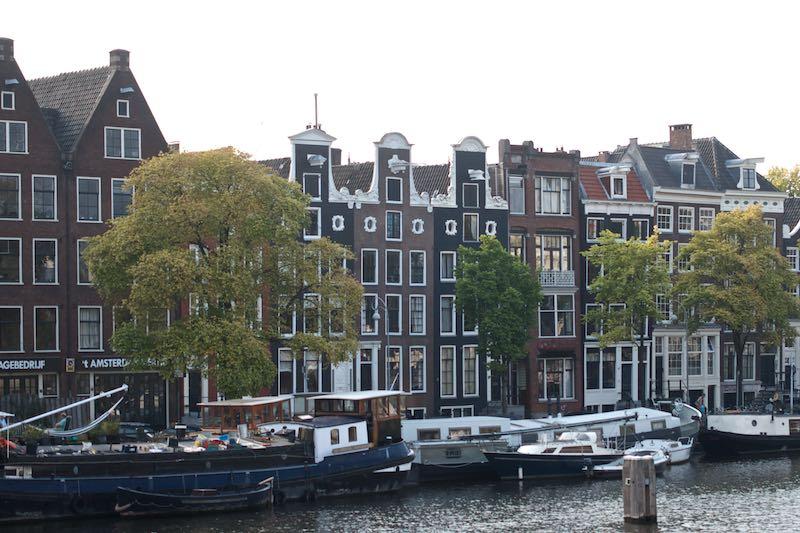 Amsterdam - Reisen mit Kind