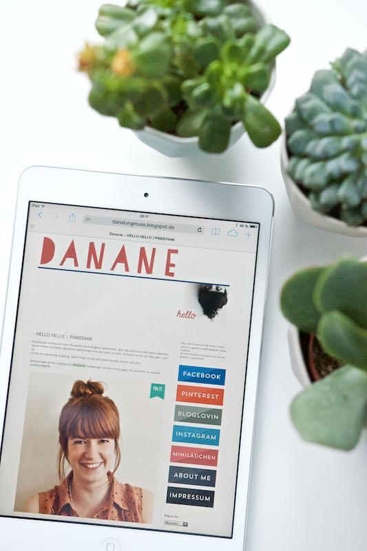 Außer Haus - Interview bei Danane | Pinkepank