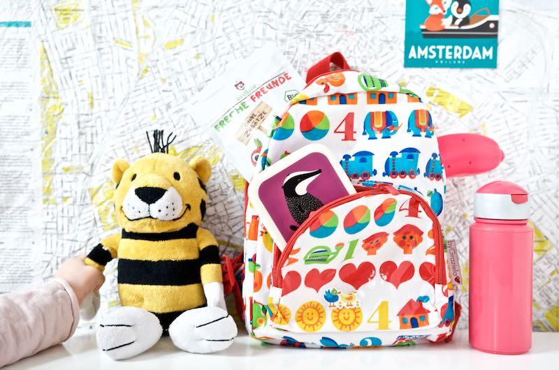 Reisen mit Kind - 5 Tipps | Pinkepank