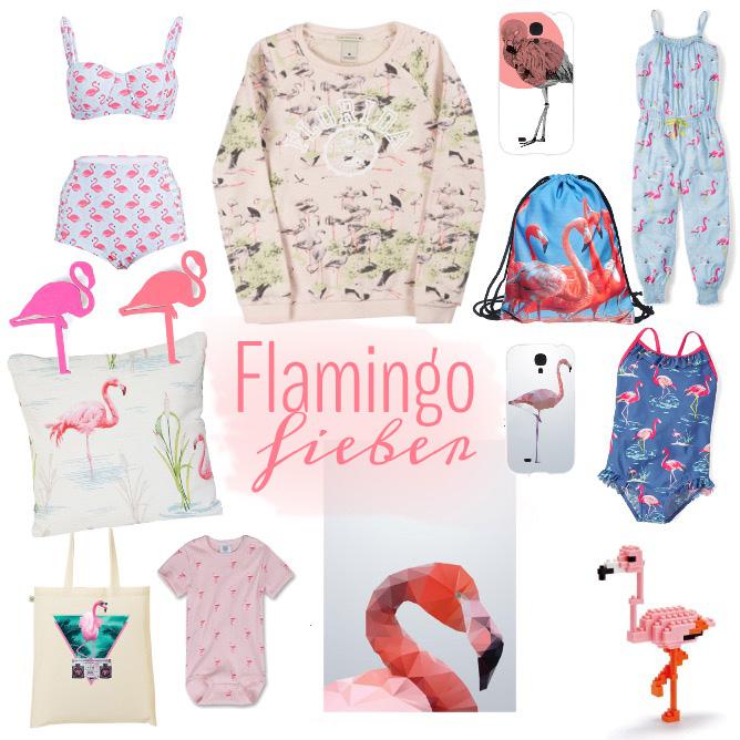 Flamingo Fieber | Pinkepank