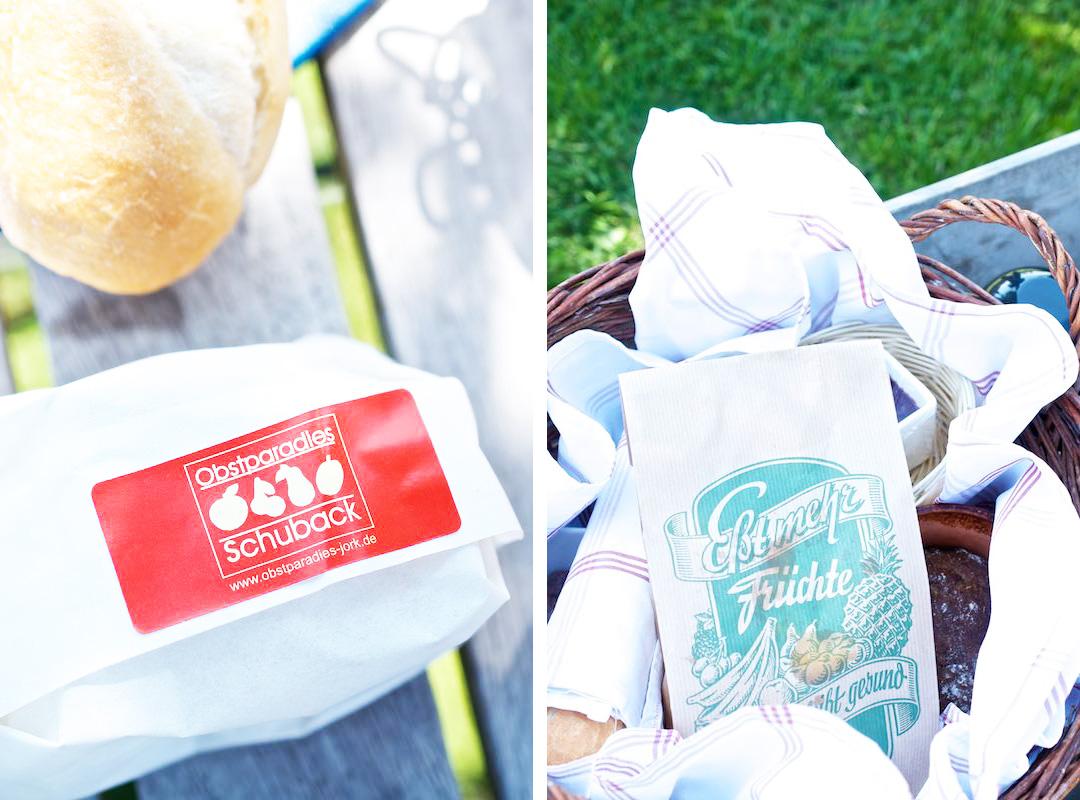 Picknick im Alten Land bei Schuback