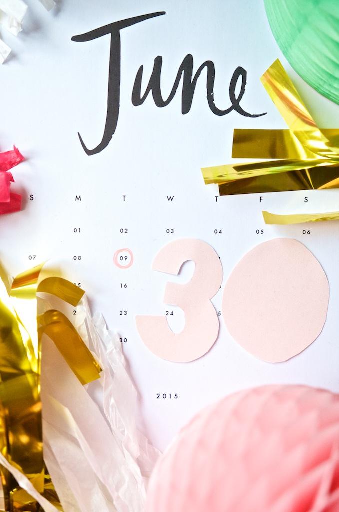 Der 30. Geburtstag | Pinkepank