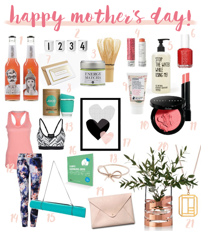 Muttertagsgeschenke | Pinkepank