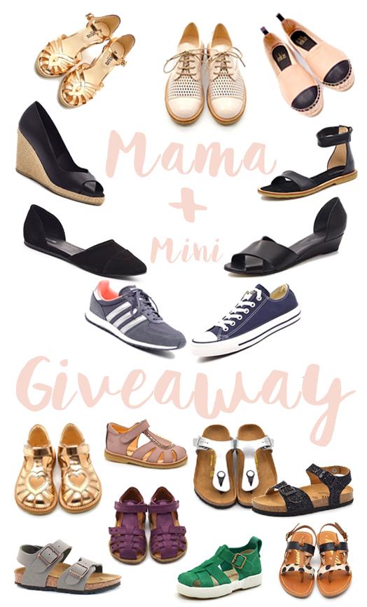 Schuhe zum Muttertag | Pinkepank + GrowingFeet.de