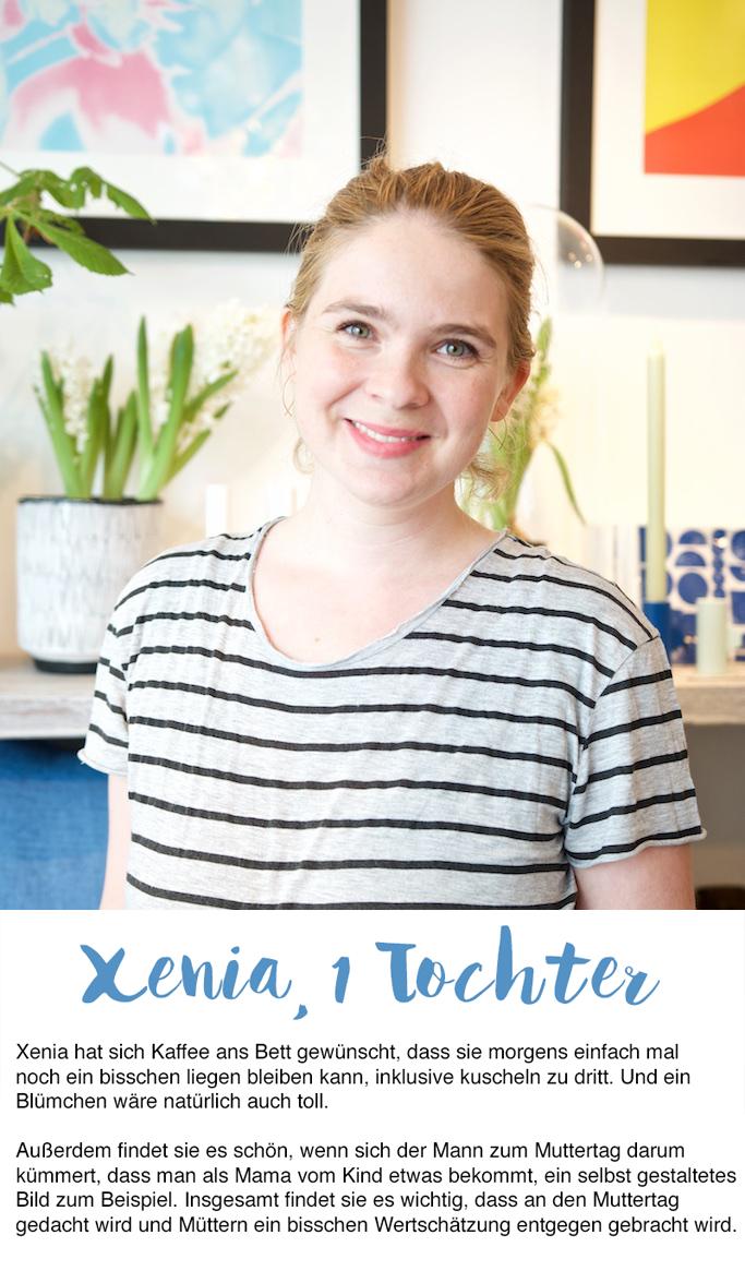 Was Mütter sich wirklich zum Muttertag wünschen - Xenia| Pinkepank