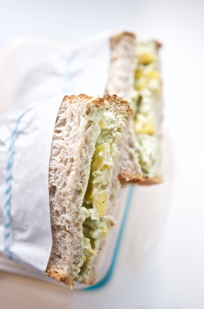 Avocoado Sandwich mit Ei | Pinkepank (1)