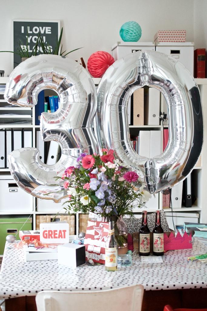 Und plötzlich ist man 30 | Pinkepank (2)