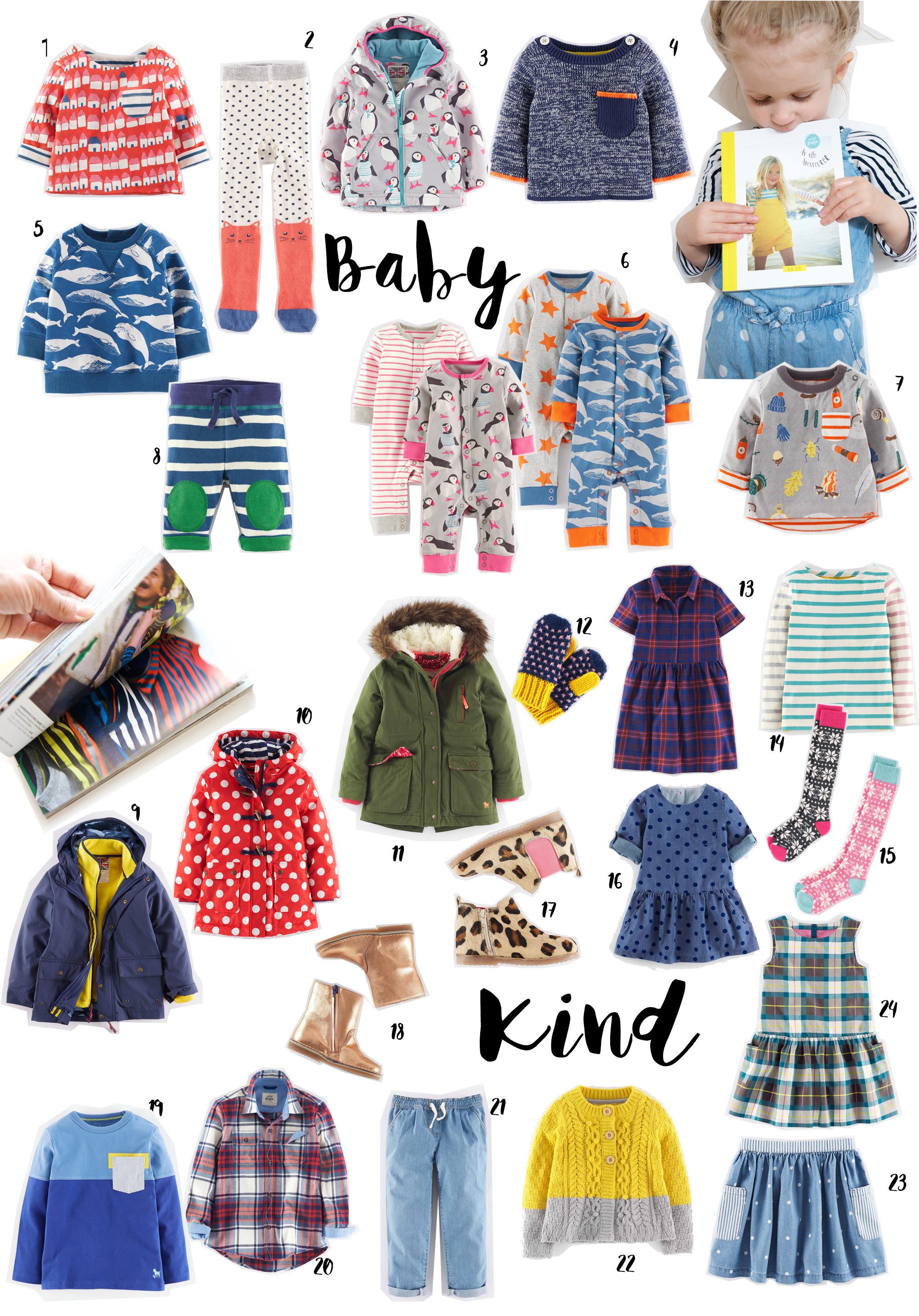 Neue Lieblings-Looks von Boden - Kinder | Pinkepank