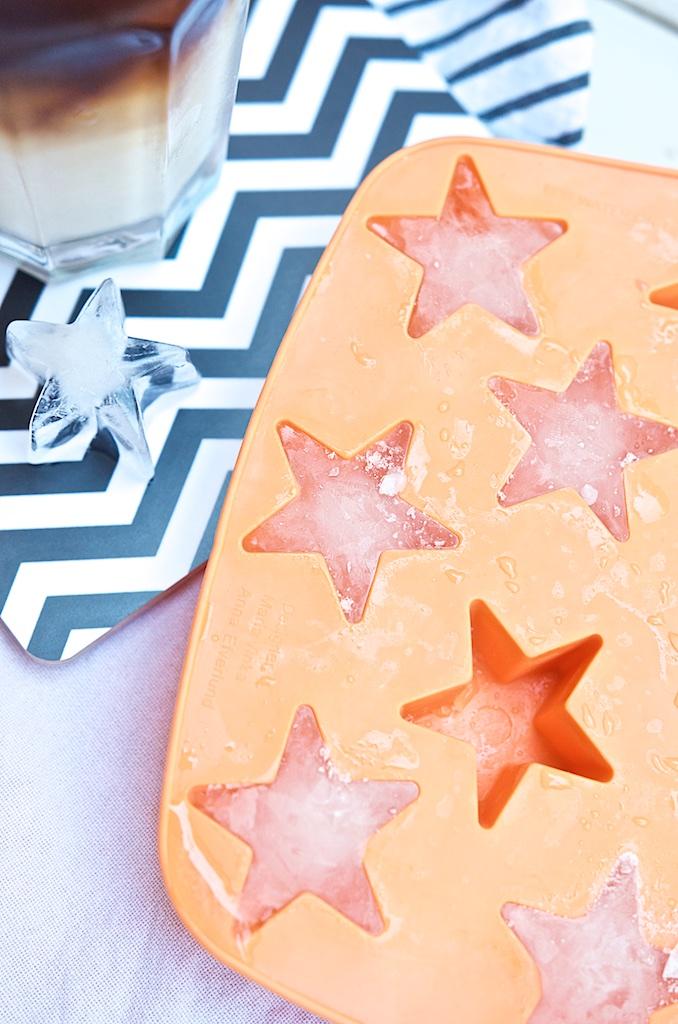 Latte Macchiato auf Eis, Lieblingssommerdrink und Glücklichmacher| Pinkepank (1)