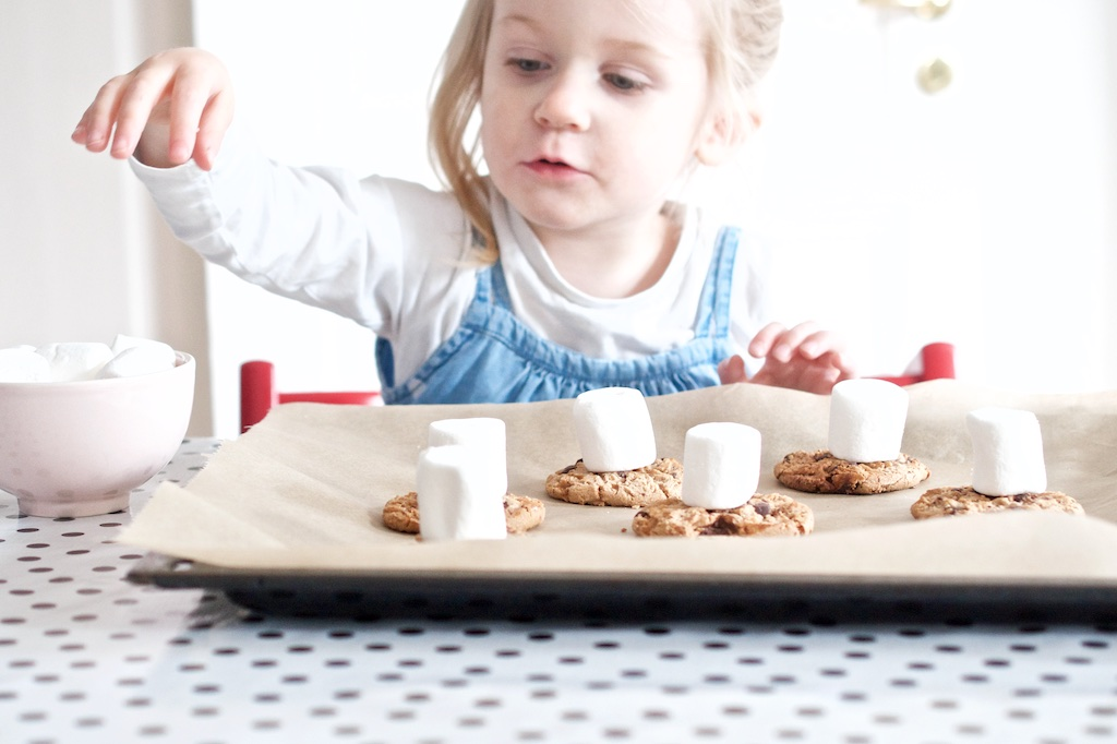 S'mores mit Kids | Pinkepank
