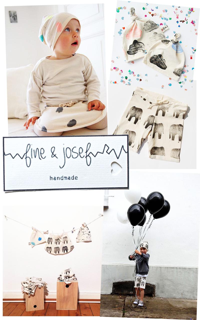 fine & josef Collage | Pinkepank
