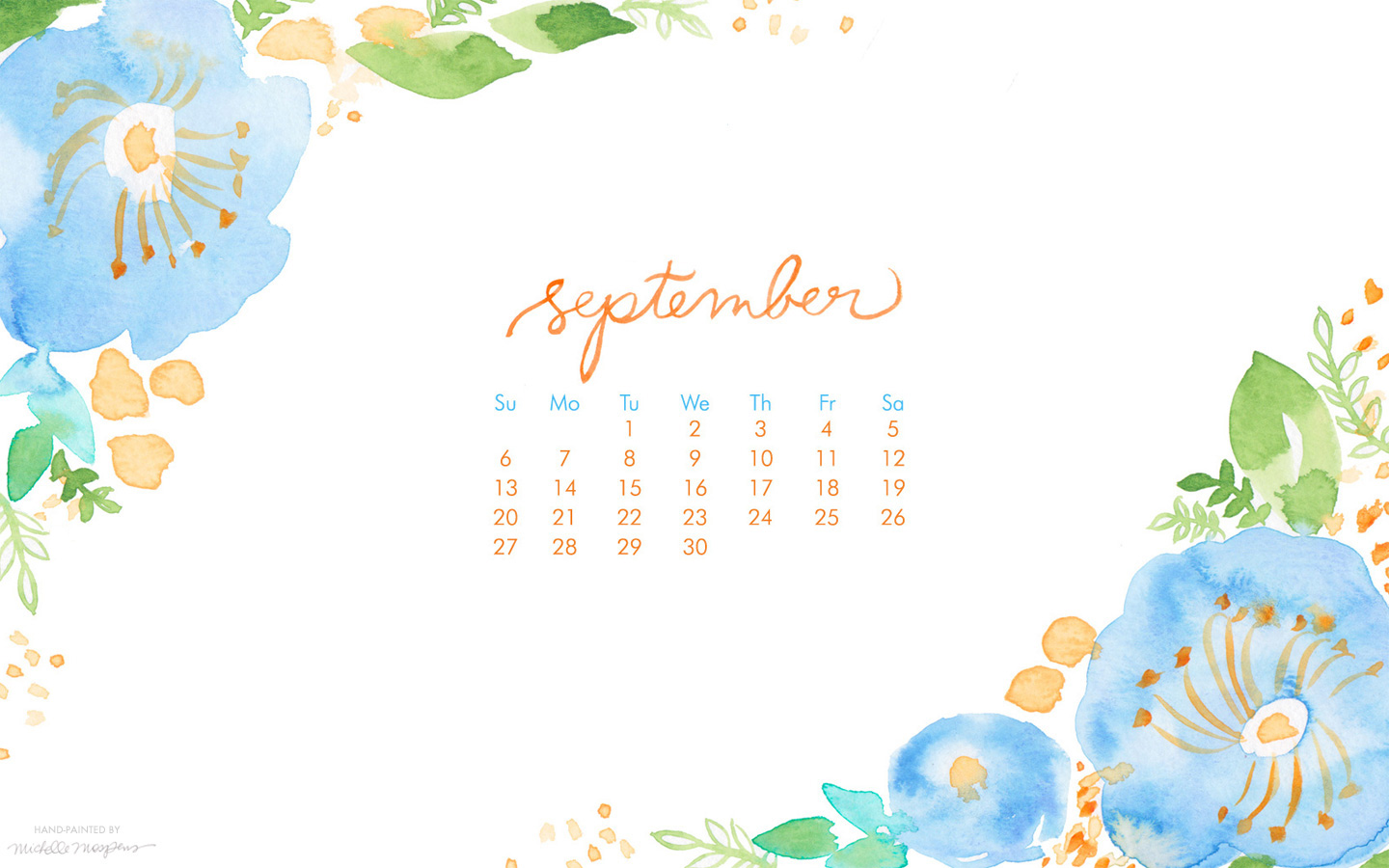 September-Blooms-Desktop-Download-1440-900