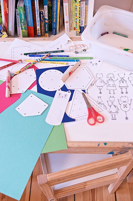 DIY Ideen für Kinder - Kreatives Chaos   Pinkepank