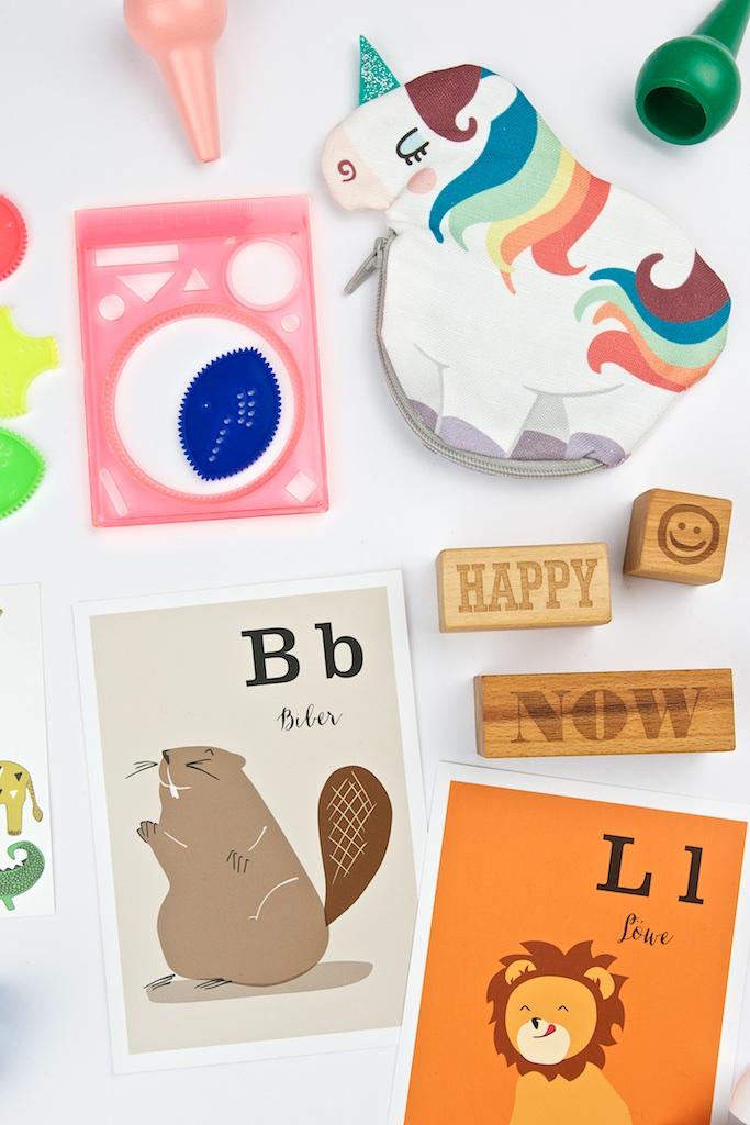 Adventskalender Füllung für Kinder Detail | Pinkepank